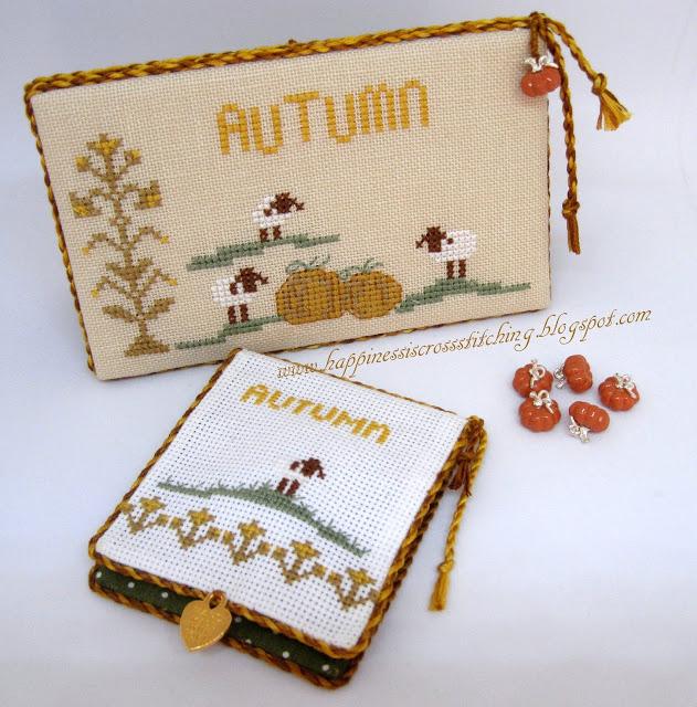 Autumn stitch along anyone?