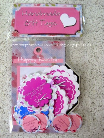 Gift Bag Topper
