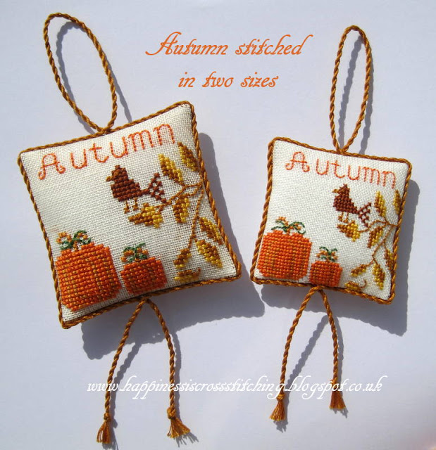 Free cross stitch patterns for spring summer autumn and winter