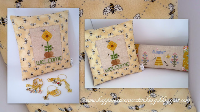 Freebie Friday – Spring Welcome Pattern