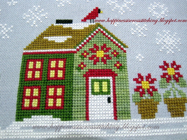 Country Cottage Needleworks www.happinessiscrossstitching.blogspot.com